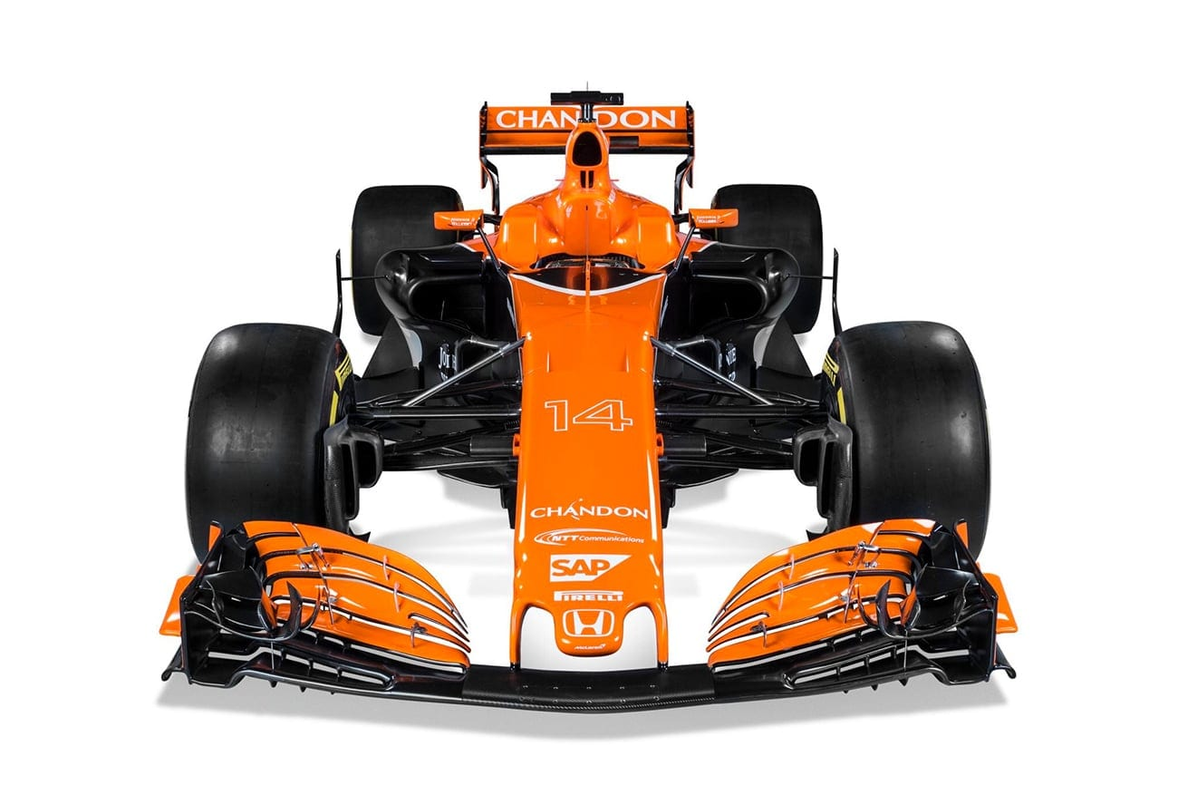 orange and spectacular - the new mclaren f1 car for 2017 › badger gp