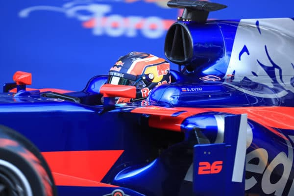 2017 Toro Rosso STR12 | F1 Season Preview