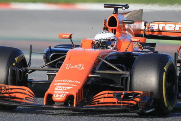 2017 McLaren MCL32 | F1 Season Preview