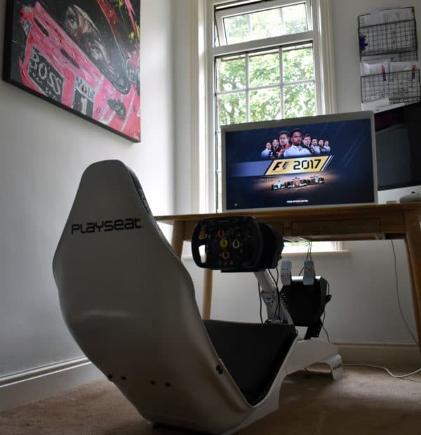 Why You Need A Playseat For Racing Games Badger Gp