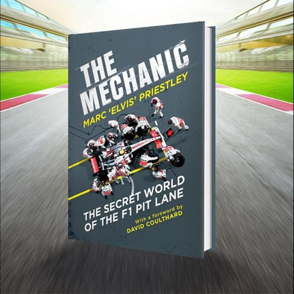 The Mechanic - The Secret World Of The F1 Pit Lane › Badger GP