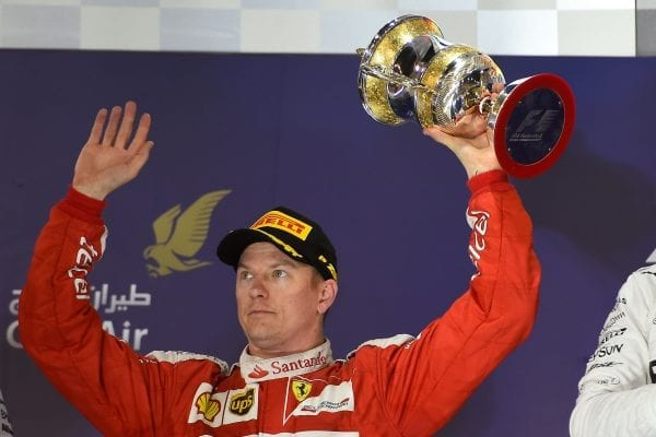 Bahrain GP: Raikkonen quickest in FP2 but risks grid penalty
