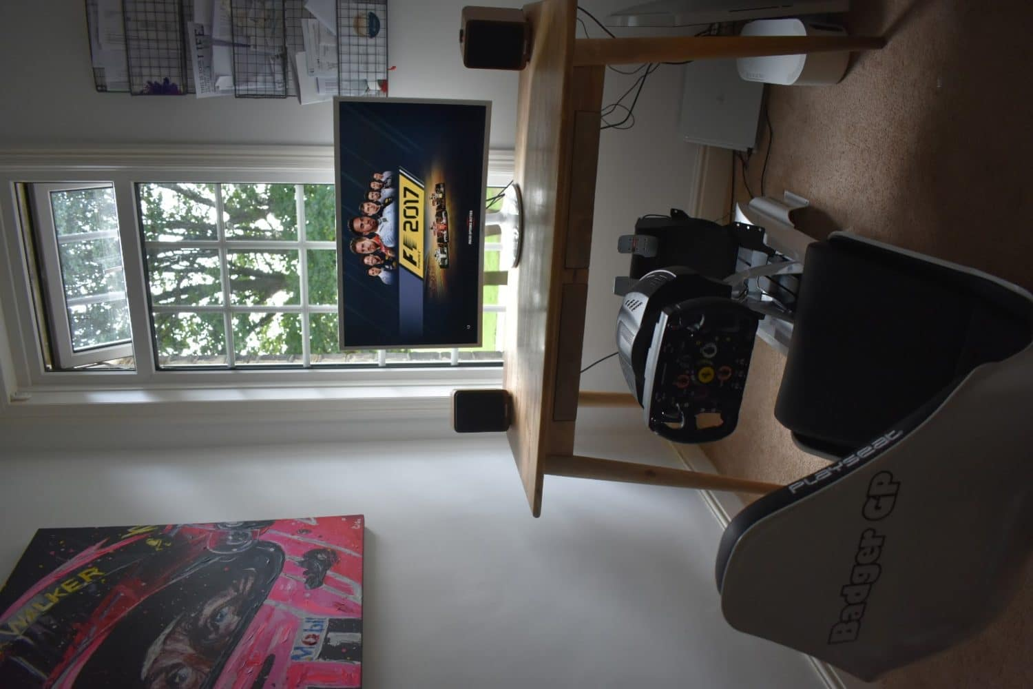 Why You Need a Playseat for Racing Games › Badger GP