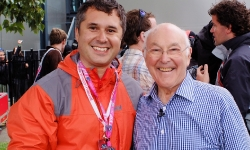 aussie-badger-and-murray-walker-24-march-11