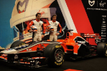 Virgin Racing Launch Diary